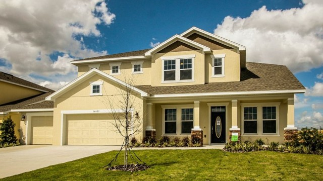 New homes in Clermont at Johns Lake Landing