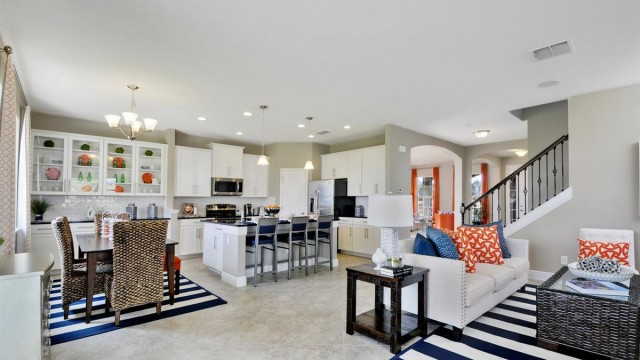 New homes in Clermont at Serenoa Community