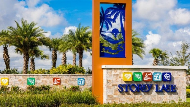 Storey Lake Orlando new homes, townhomes and condos for sale in Kissimmee