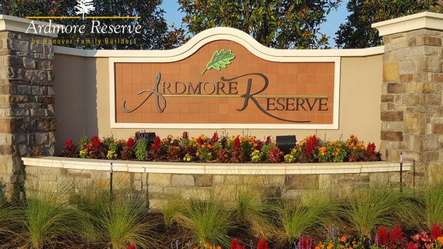 Ardmore Reserve new homes for sale in Minneola