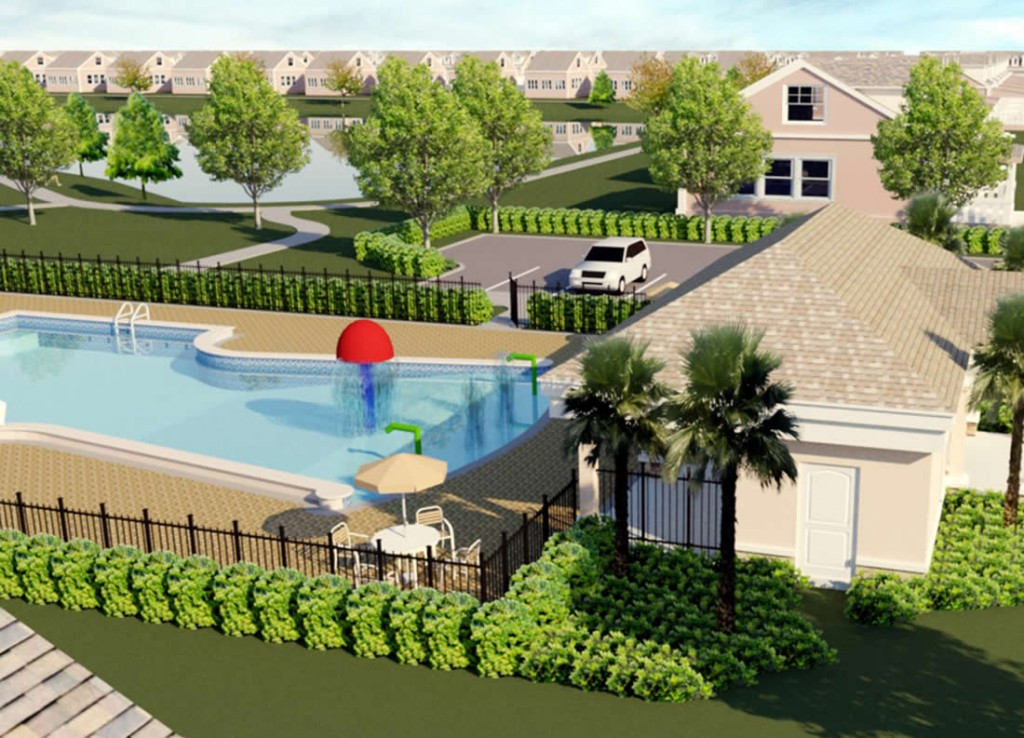Kissimmee new homes for sale at Overlook Reserve