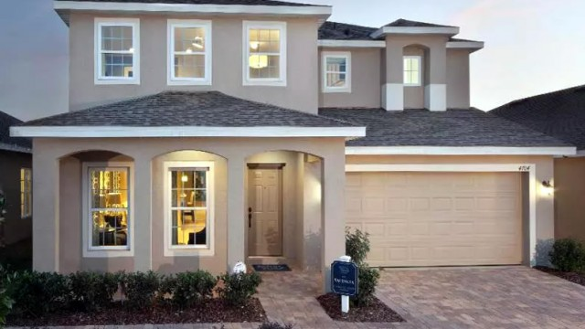 New homes in Groveland at Eagle Pointe