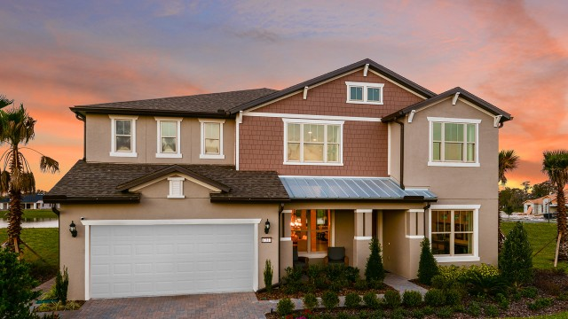 Orlando new homes for sale at Estates at Lake Pickett