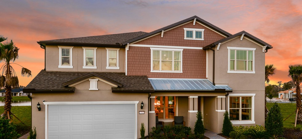 Orlando new homes for sale at Estates at Lake Pickett