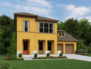 New homes Laureate Park in Lake Nona Orlando