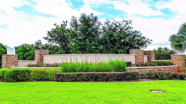 Lakeside Landings new homes for sale in Winter Haven