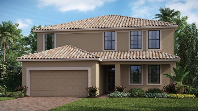 Lakeside at Providence new homes for sale in Kissimmee