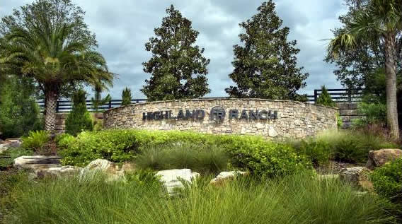 The Canyons at Highland Ranch new homes for sale in Clermont