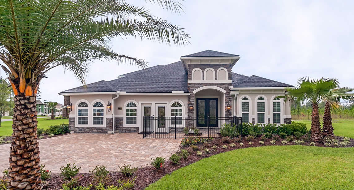 Laureate park at lake nona by dream home finders new - Building a new home ...