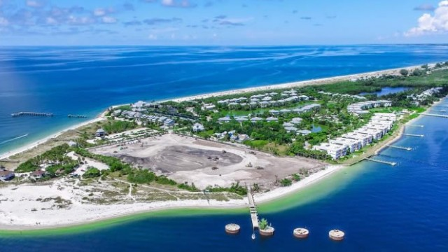 Luxury Island Homes At Hill Tide Estates On Boca Grande, Florida