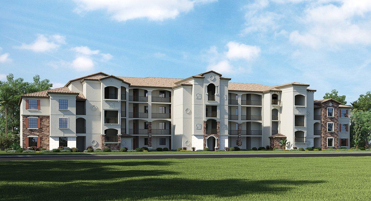 New Construction Treviso Bay Condos In Naplesnew Build Homes