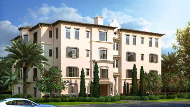 New condos for sale at Talis Park in Naples