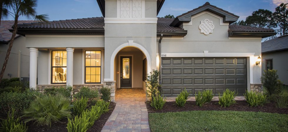 New homes for sale at Amaranda at Fiddlers Creek in Naples