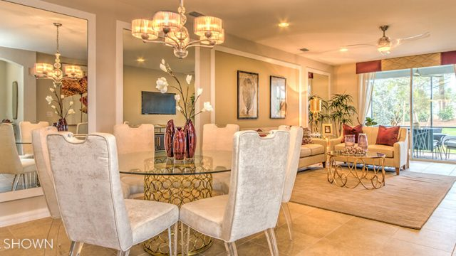 New homes at Coral Harbor in Naples Reserve