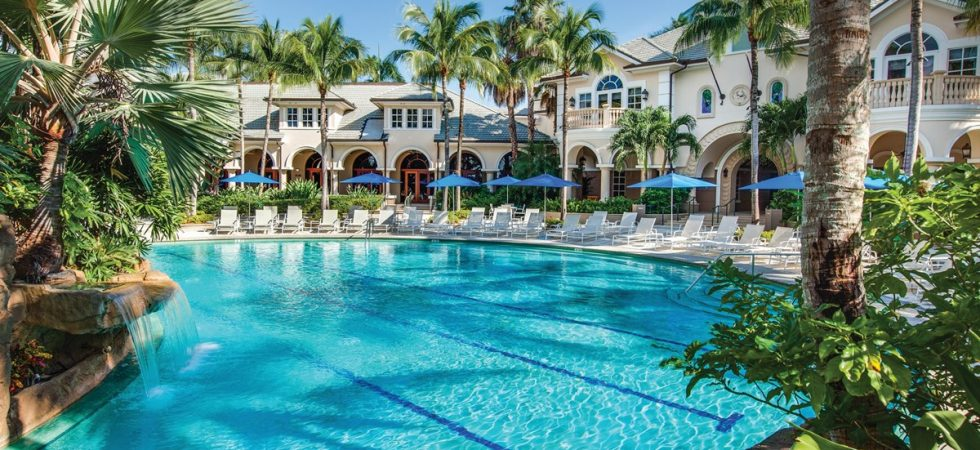 Excellent sports amenities at Fiddlers Creek in Naples