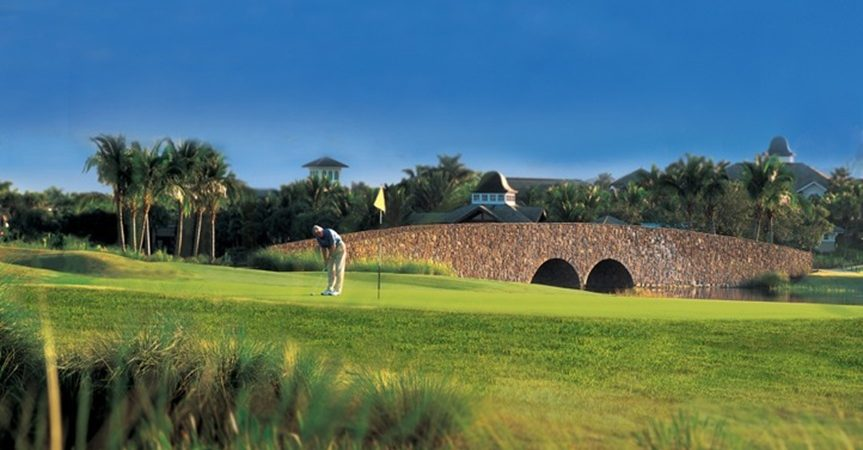 Award winning golf course community of Fiddlers Creek in Naples