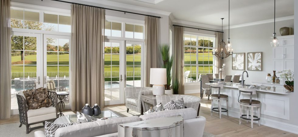 New luxury waterfront homes for sale Parrot Cay at Naples Reserve in Naples Fl