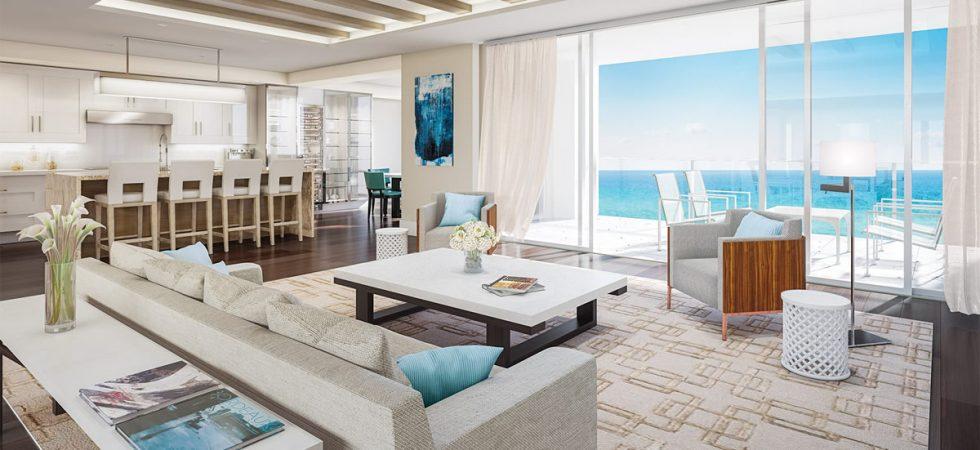 Mystique à Pelican Bay condos de luxe pour Salea