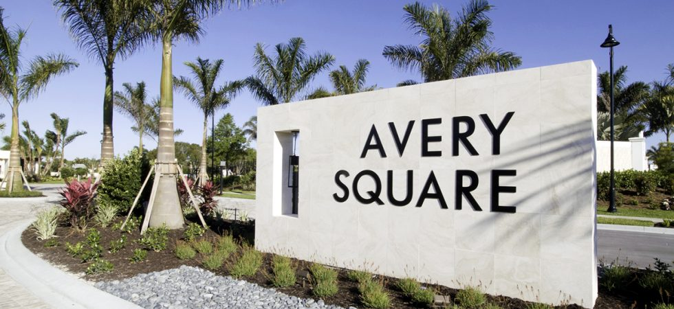 New homes for sale at Avery Square in Naples Fl