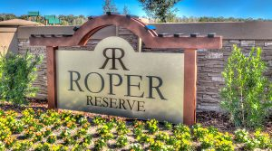 Roper Reserve in Winter Garden