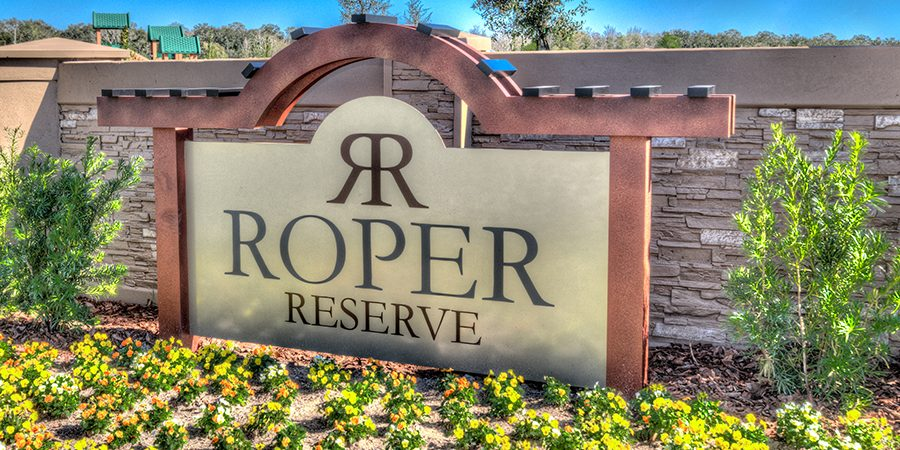 New homes for sale at Roper Reserve in Winter Garden