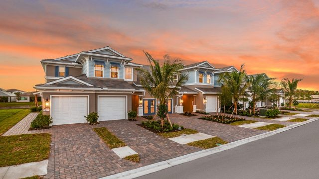 New homes for sale in Naple at Richmond Park in Naples