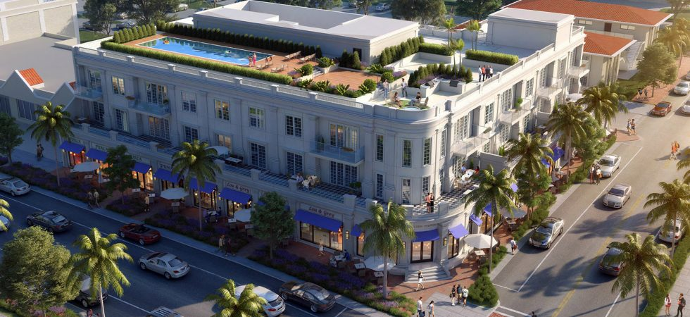 The Residences at 5th and 5th in Naples. Luxury downtown condos for sale