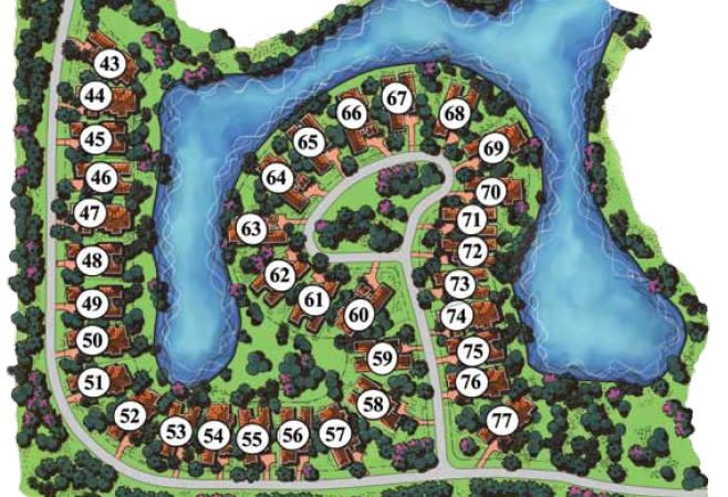 Lagomar bij Fiddlers Creek Site Plan