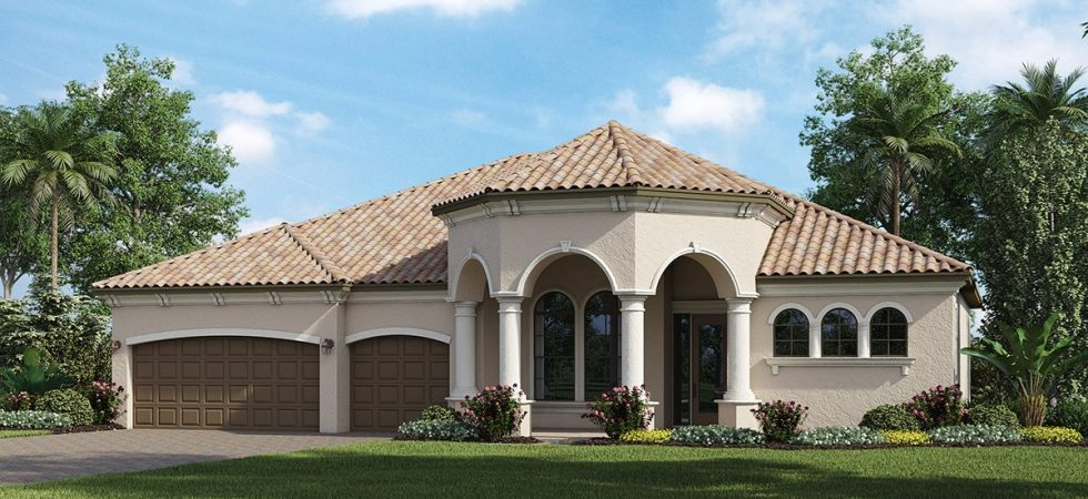 New homes for sale at Lagomar at Fiddlers Creek in Naples