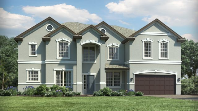 New homes for sale in Winter Garden at McAllister Landing