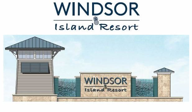 Windsor Island Resort near Disney Orlando