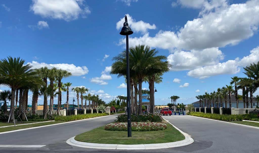 Windsor Island Resort gated community