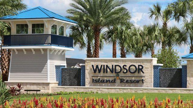 Windsor Island Resort near Disney Orlando
