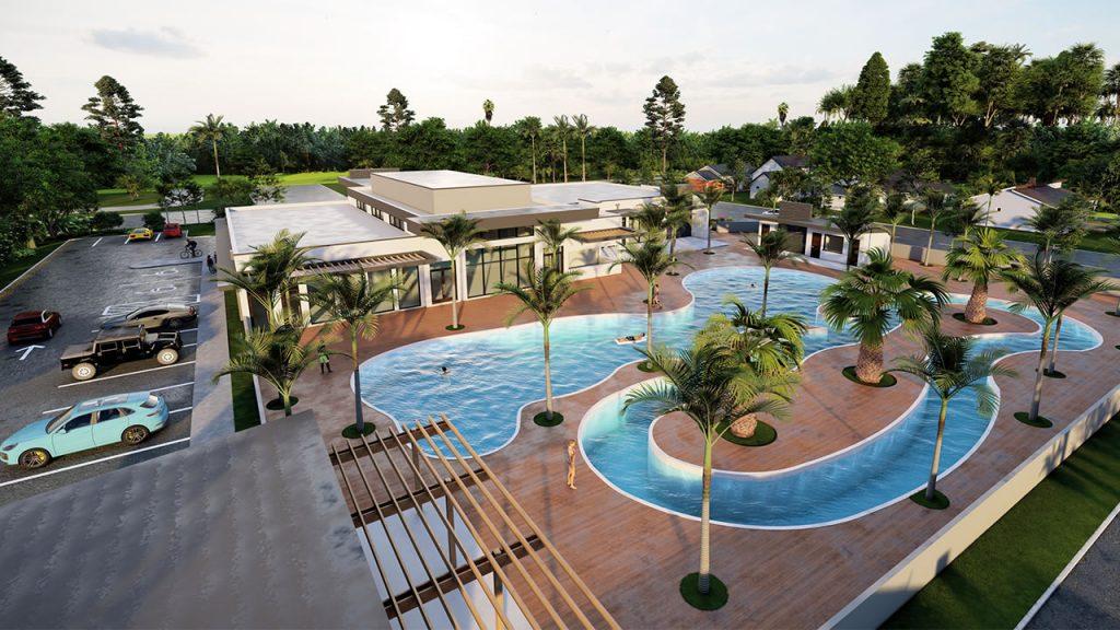 Paradiso Grande Orlando nouvelles maisons de vacances à vendre